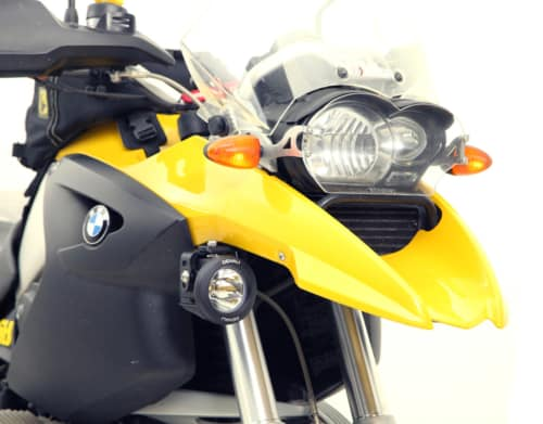 Denali Auxiliary Light Mounting Bracket for BMW R1200GS '04-'12 & R1200GS Adventure '05-'13-0