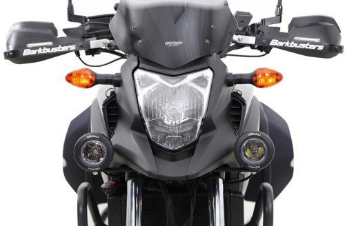 Denali Auxiliary Light Mounting Bracket for Honda NC700X '12-'15, NC700X & NC750X '16-'19-22019