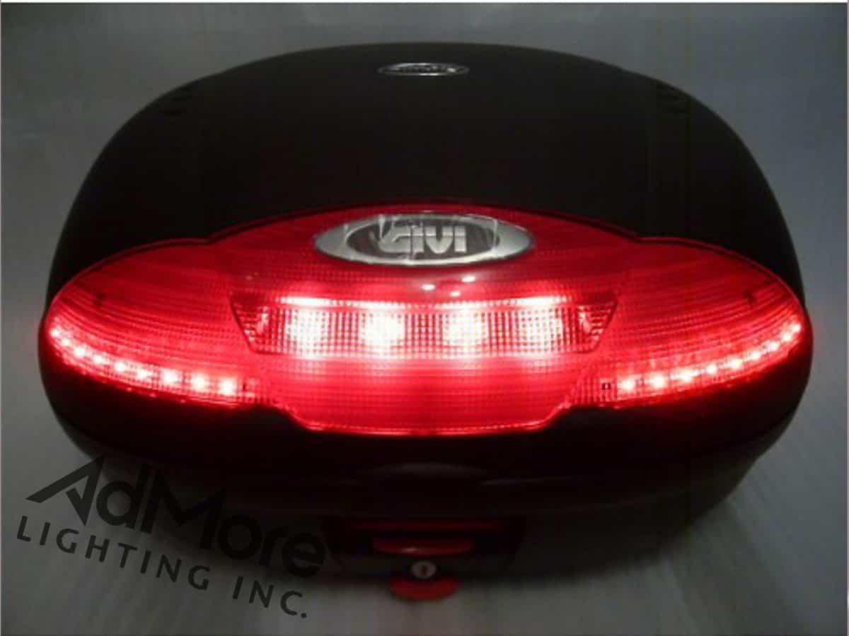 AdMore Lighting High Output LED Kit for Givi E450 Topcase