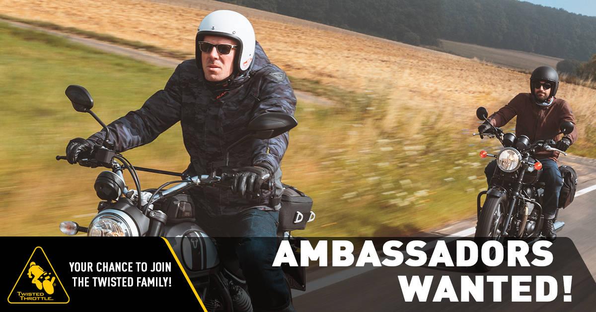 Twisted Throttle Ambassador