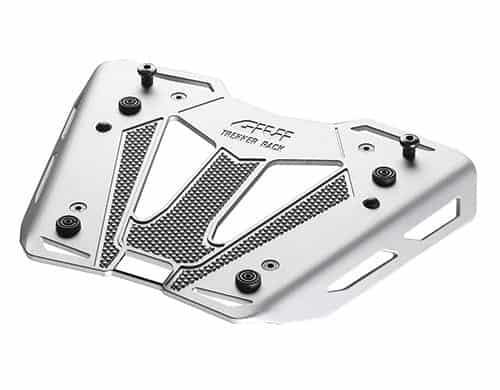 GIVI M8A MONOKEY Plate | Silver
