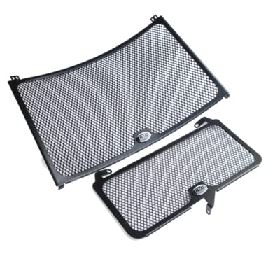 Motorcycle Radiator Guards