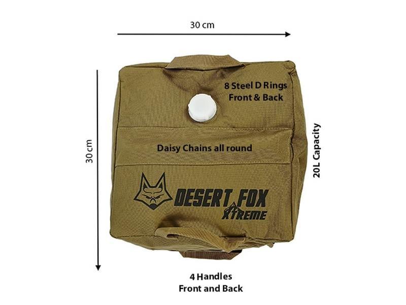 Desert Fox Xtreme Fuel Cell | 20L