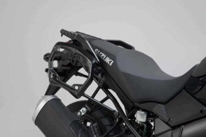 SW-MOTECH PRO Side Carriers For Suzuki V-Strom 1000 / XT