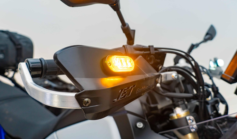 Yamaha T7 Barkbusters