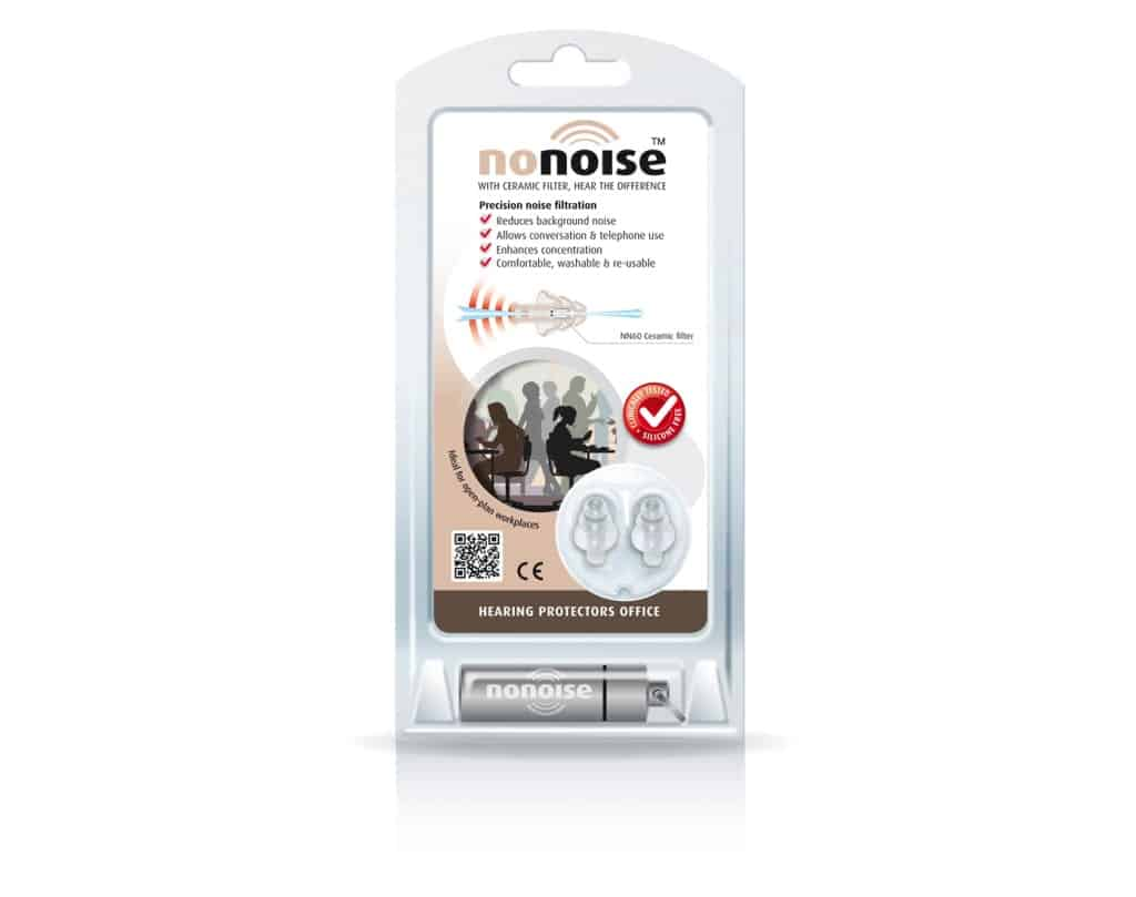 NoNoise Office Hearing Protectors