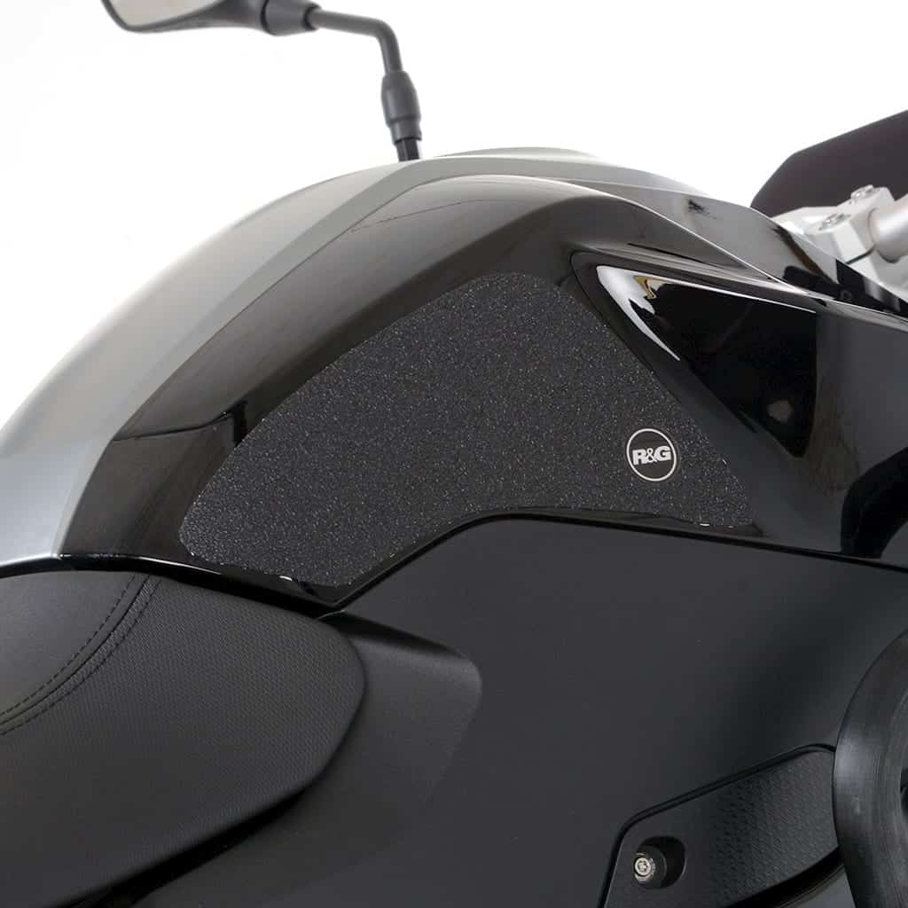 R&G Tank Traction Grips For BMW F900R - Black
