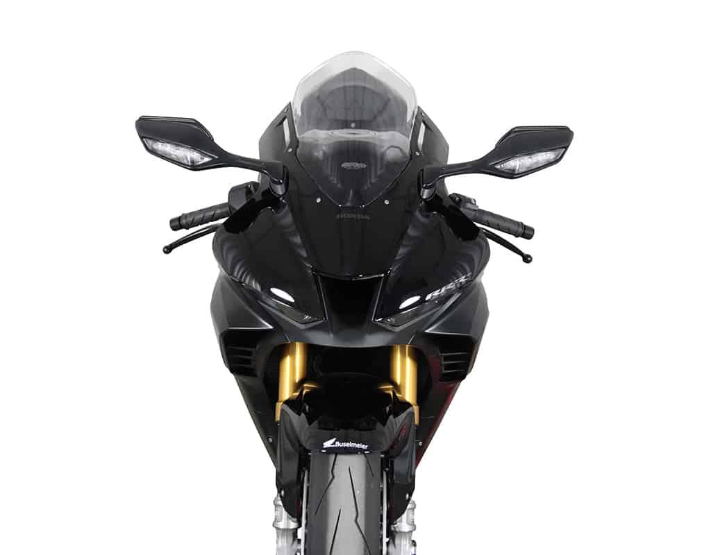 MRA Motorcycle Windscreen For Honda CBR1000RR-R Fireblade | R - Clear