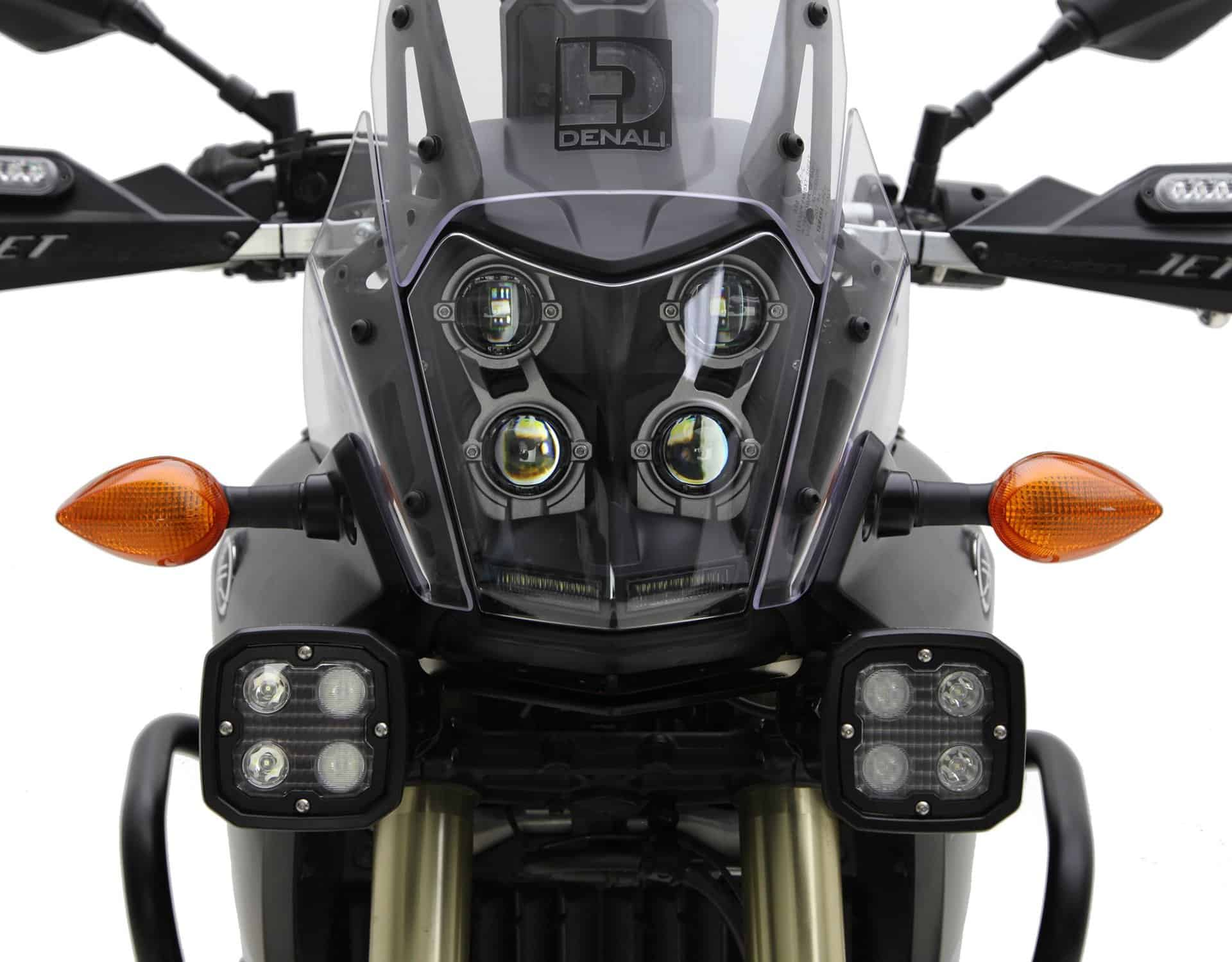 Gemelolandia Motorrad-Komplettset Dakar Yamaha Tenere