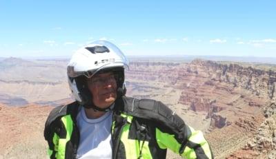 Alain Labadie Twisted Throttle Ambassador