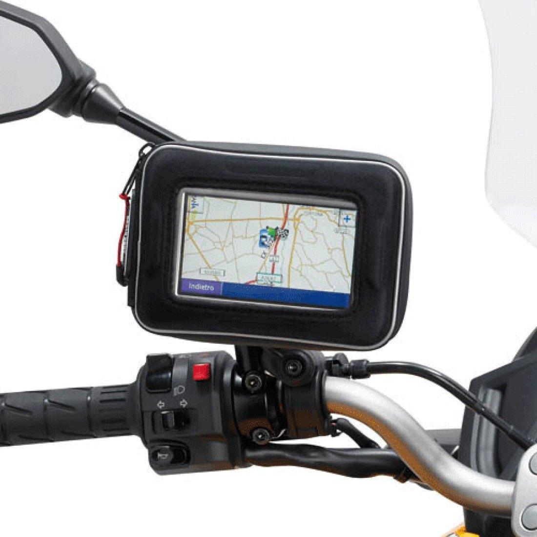 Givi Universal Bar Mounted GPS Holder