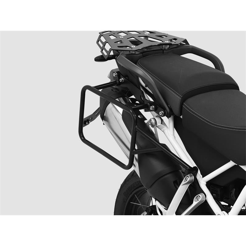 Zieger-Luggage-Rack-Side-Case-Carrier-Mounting-for-Triumph-Tiger-900-Models-19-21-Black-3