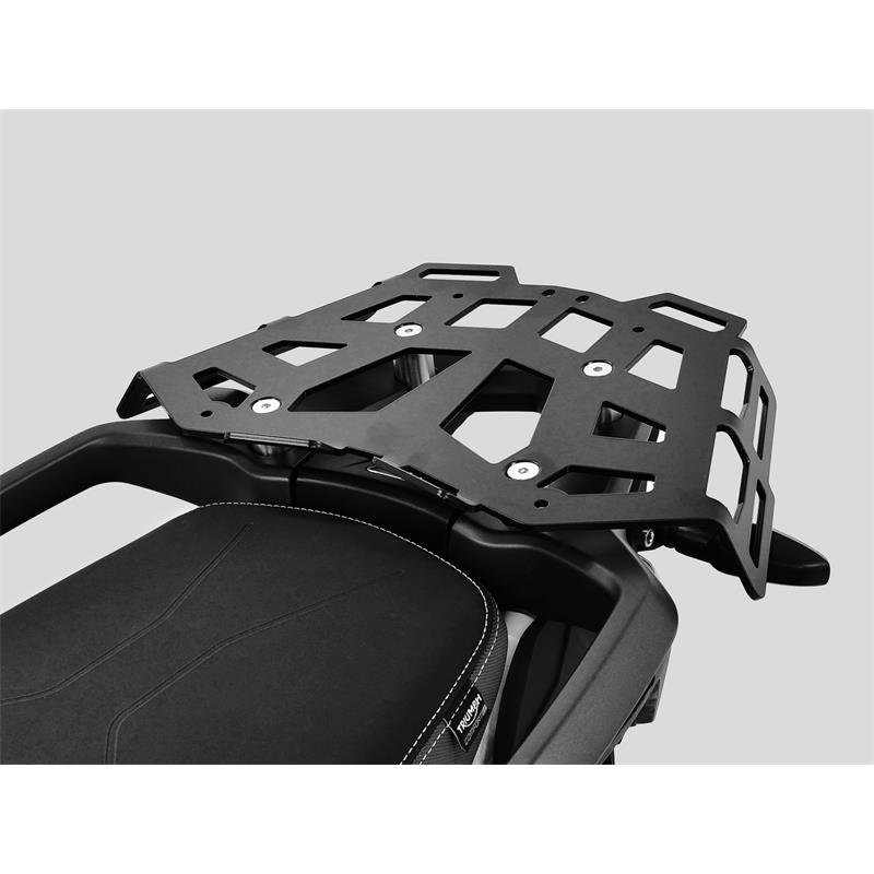 Zieger Luggage Rack Top Case Carrier Mounting for Triumph Tiger 900 / GT / GT Pro / Rally / Rally Pro '19-'21   Black
